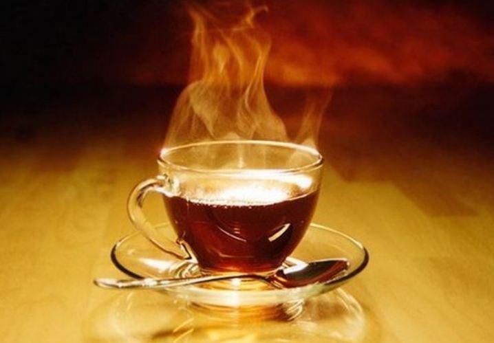Чай поможет в уходе за кожей лица и волосами