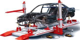Ремонт автомобилей в сервисе