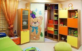 Выбираем шкаф-купе в детскую комнату