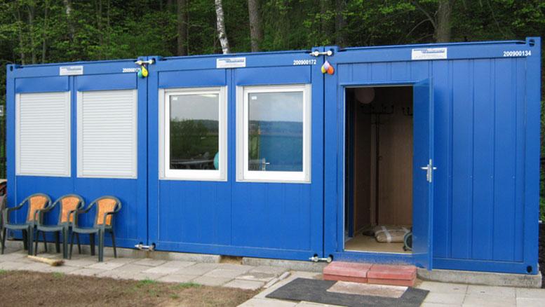 Модульные сооружения – быстро и удобно