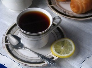 Чай поможет защититься от остеопороза