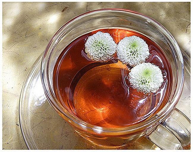 Чай поможет вылечить кариес