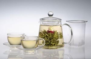 Белый чай поможет вылечить простуду