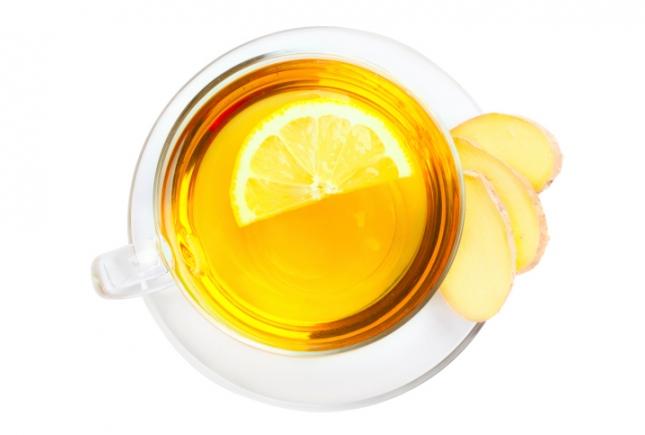 Готовим чай для детокса