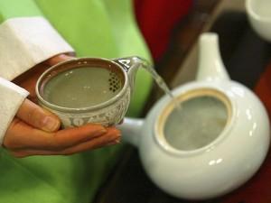 Зеленый чай принесет пользу