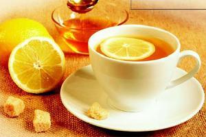 Чай с лимоном очень полезен