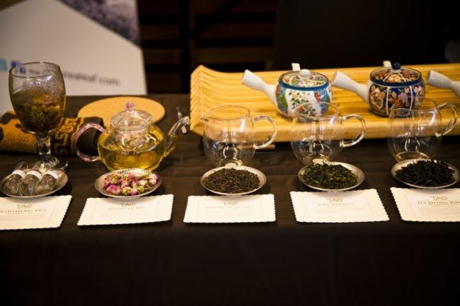 Канада собирается провести фестиваль чая