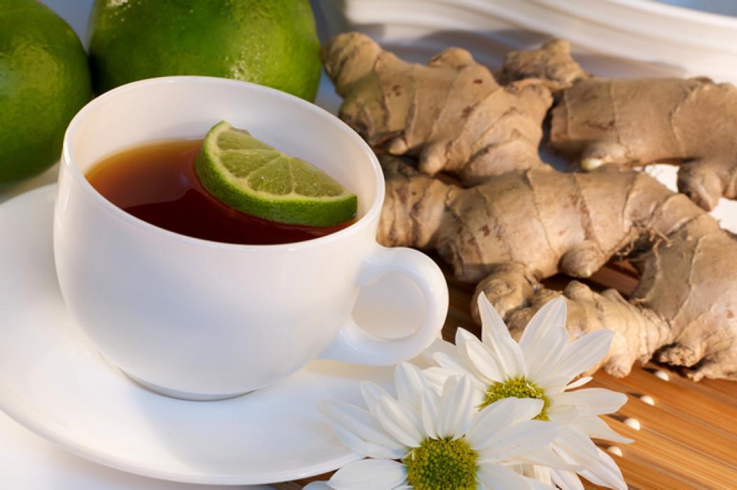 Названы чаи которые помогут уберечься от простуды