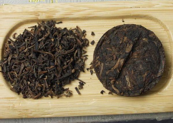 Пуэр увеличивает свою долю на чайном рынке