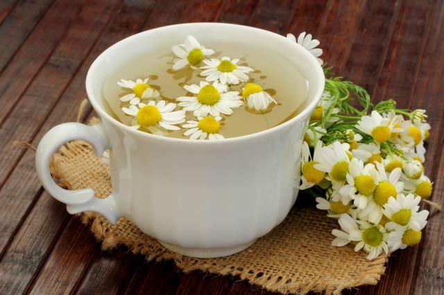 Ромашковый чай принесет неоценимую пользу организму