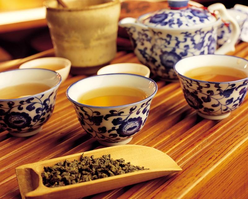 Чай поможет в уходе за кожей