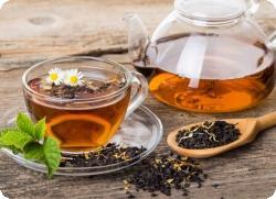Флавоноиды, содержащиеся в чае, крайне полезны