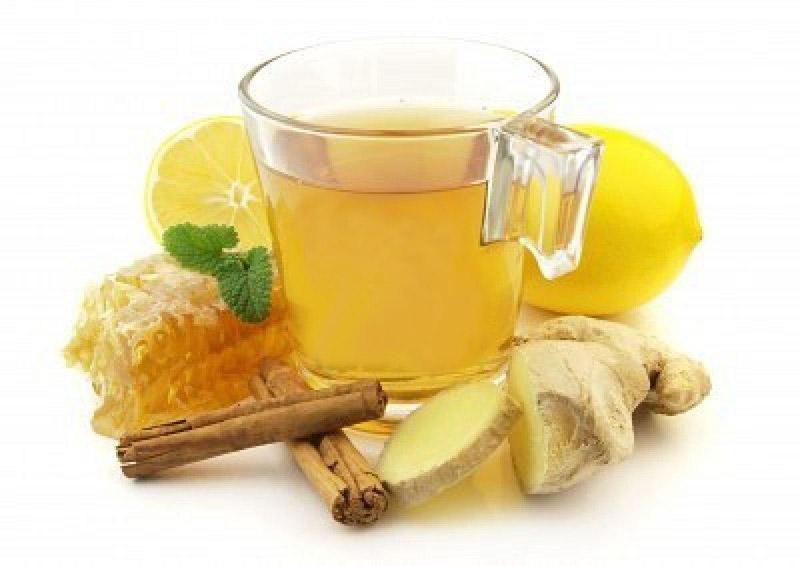 Имбирный чай поможет при различных заболеваниях