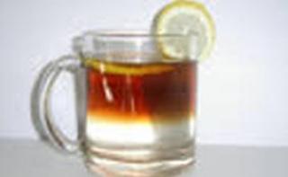 Готовим двухслойный чай