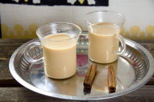 Готовим калмыцкий чай