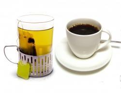 Чай полезнее кофе