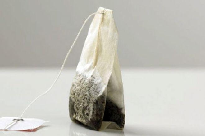 Оригинальные способы использования чайных пакетиков