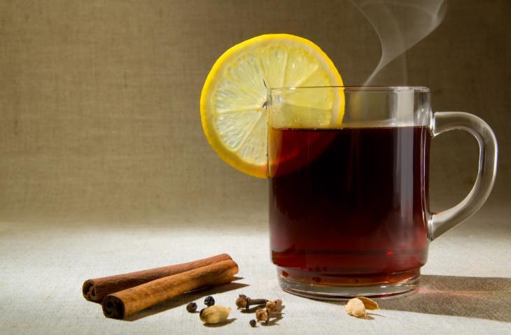 Горячий чай поможет снизить вес