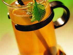 Рецепт зеленого чая с имбирем