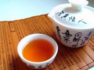 Китайский чай поможет снизить вес