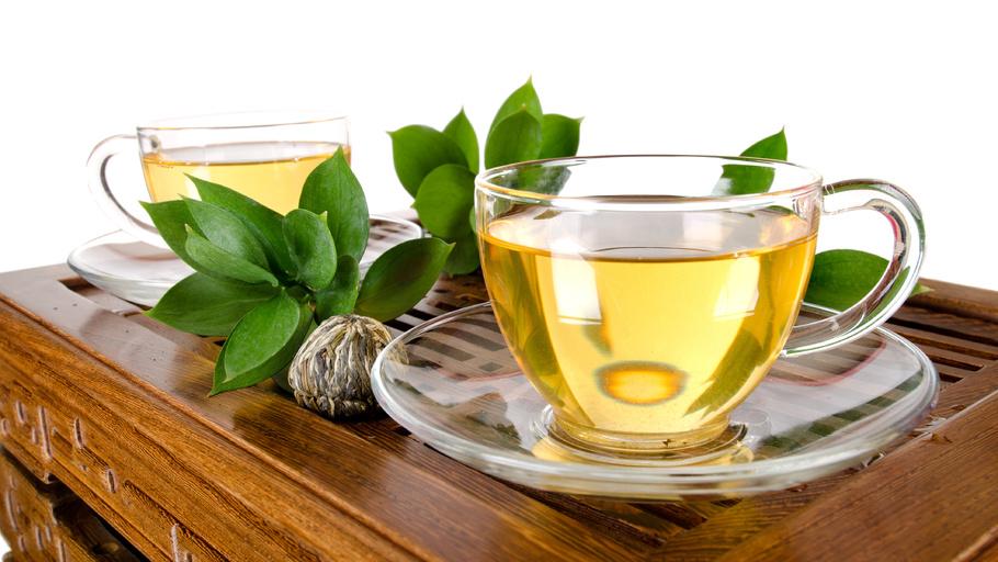 Зеленый чай убережет от рака