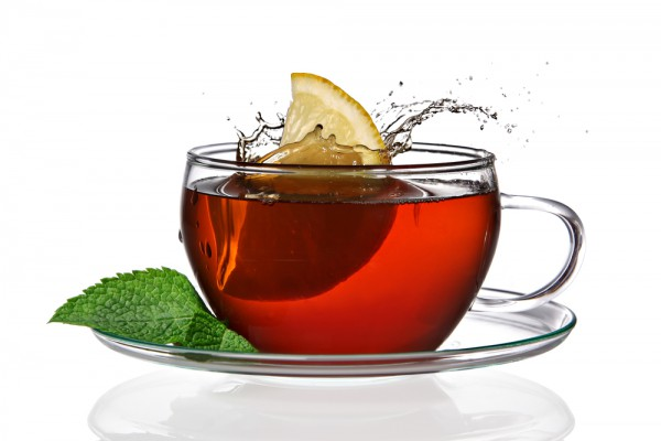 Готовим чай с красным вином