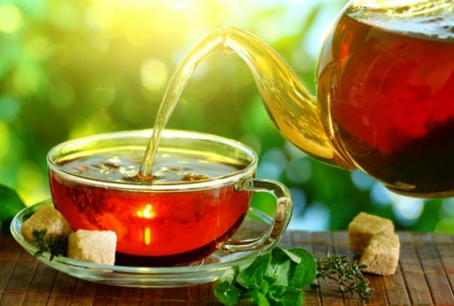 Чай сможет улучшить продолжительность жизни