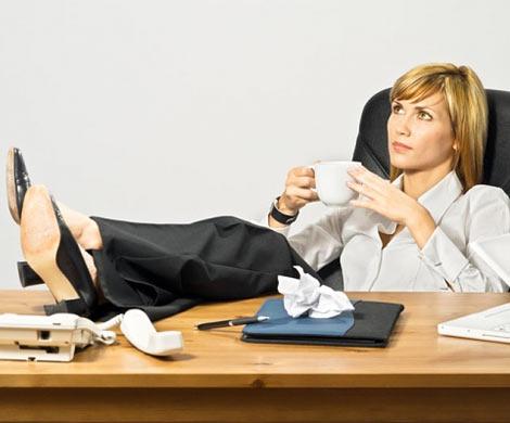 Чаепитие в рабочее время сможет улучшить производительность