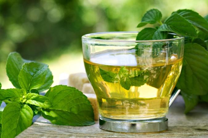 Зеленый чай сможет избавить от лишних килограммов