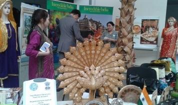 В Астане провели международный чайный фестиваль
