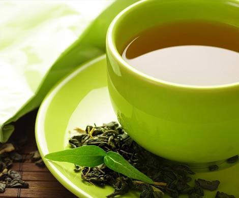 Зимой лучше пить зеленый чай
