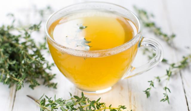 Травяной чай защитит от рака