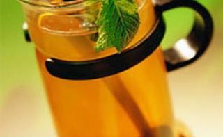 Готовим зеленый чай с имберем