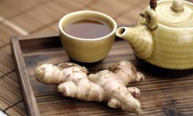 Имбирный чай сможет улучшить обмен веществ