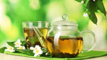 Зеленый чай с жасмином и его польза