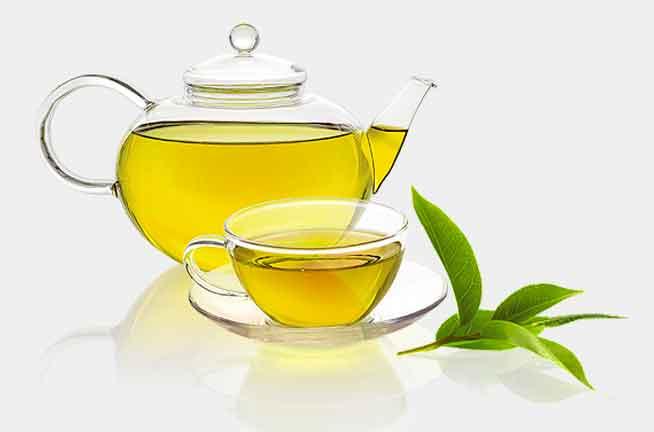 Зеленый чай избавит от рака