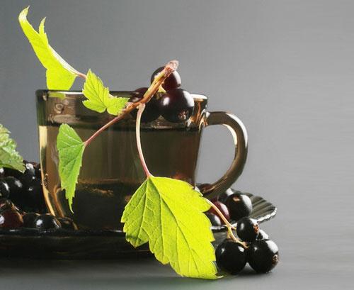 Несколько рецептов травяных чаев