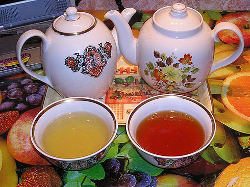 Выбираем подходящий вам чай