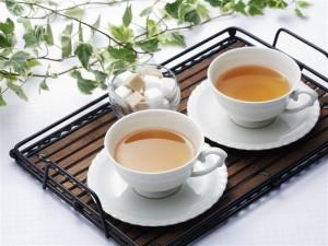 Чай сможет успокоить нервы