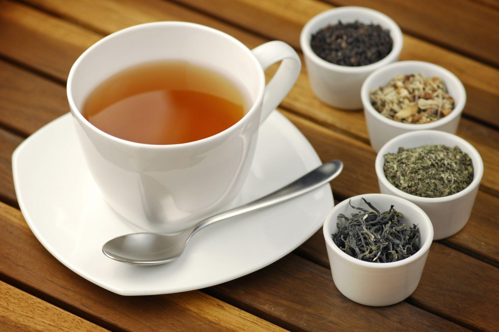 Некоторые факты о пользе чая