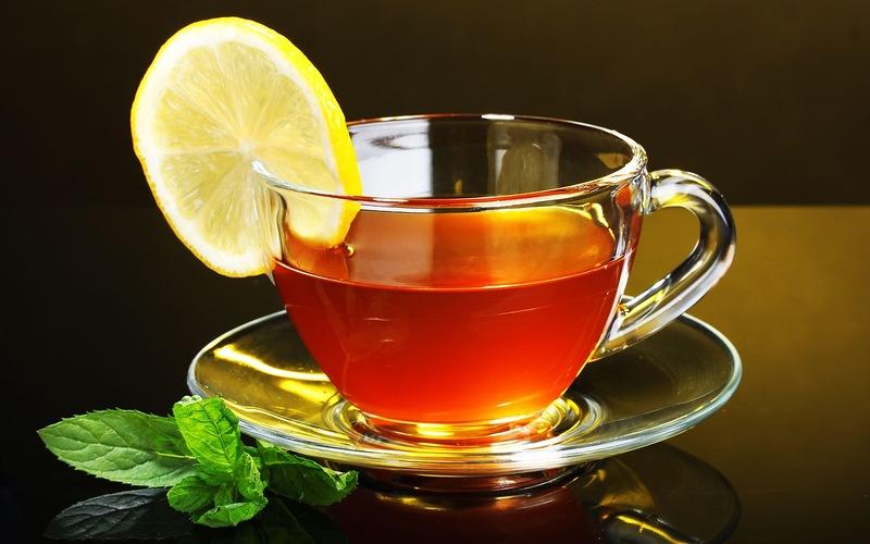 Чай с лимоном может навредить здоровью