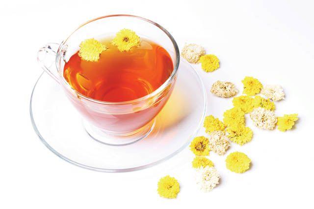 Чай поможет нормализовать давление