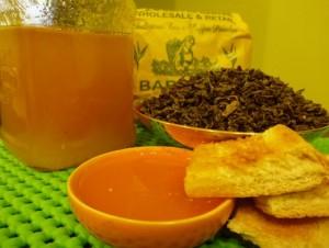 В Белгородской области может появиться новый бренд  – «Мёд – чай»