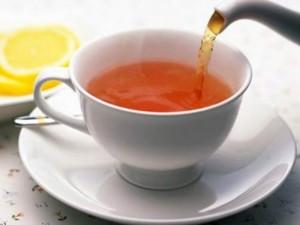 Чай может заменить снотворное