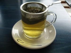 Зеленый чай защитит детей от рака