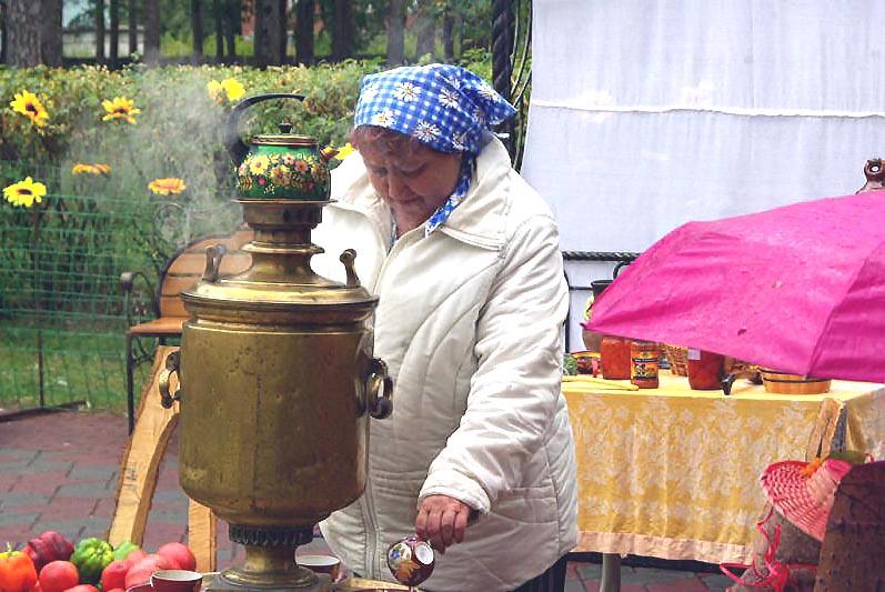 в Челябинске открылась выставка «Традиции чаепития»