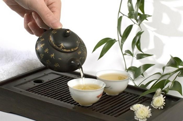 Зеленый чай поможет укрепить зубы