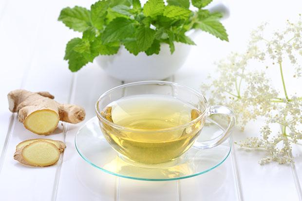 Имбирный чай и его полезные свойства