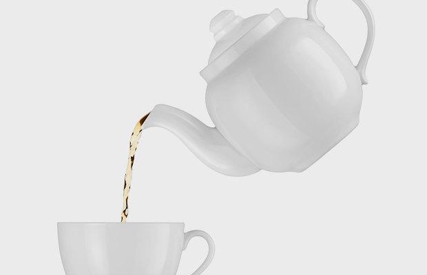 Чай можно пить в неограниченных количествах