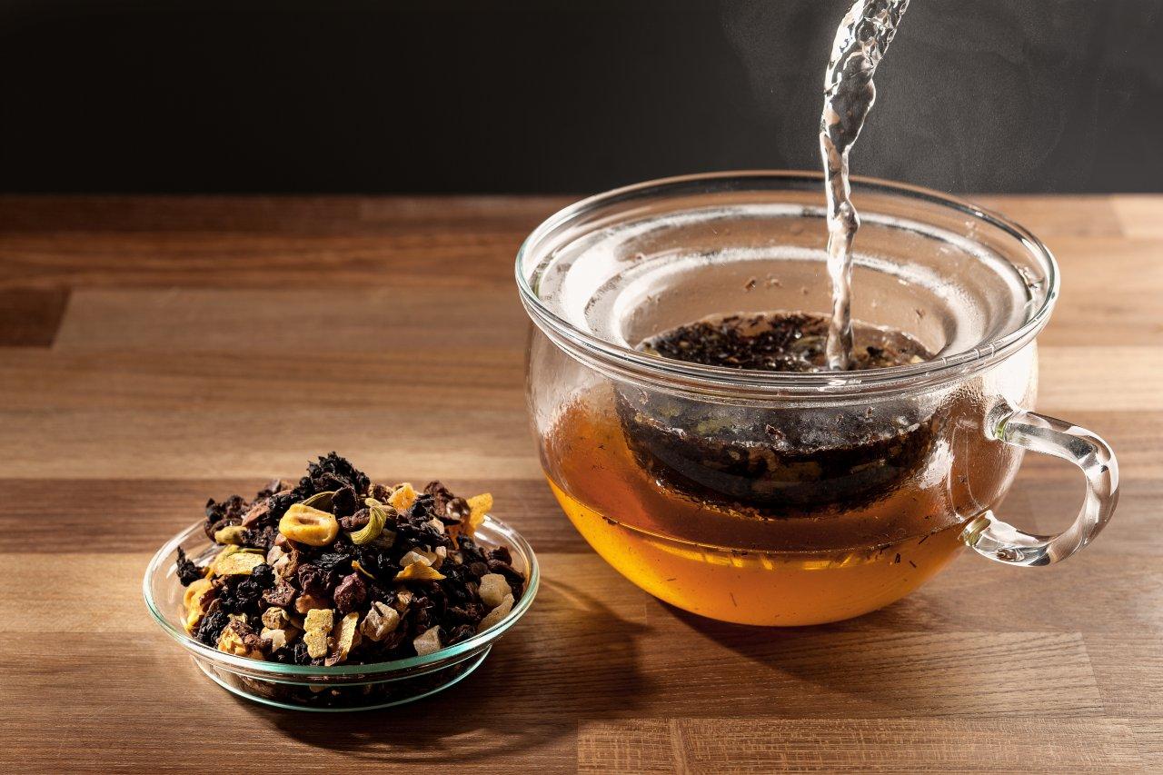 Американцы стали чаще пить чай